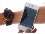 Bild: Die Cogito Classic ist Analog-Uhr und Smartwatch zugleich.