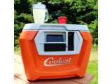 Bild: Der Coolest Cooler: Mit knapp elf Millionen US-Dollar die erfolgreichste Kickstarter-Kampagne.