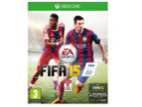 Bild: Das Cover von FIFA 15 zeigt in Österreich das Duo Messi und Alababa erneut.