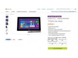 Bild: Jetzt dauerhaft günstiger: Mit der Preissenkung leitet Microsoft den Abverkauf des Surface Pro 2 ein und macht Platz für den ab August erhältlichen Nachfolger Surface Pro 3.