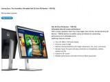 Bild: Dells neues 4K-Display soll ab Ende Januar auch in Deutschland erhältlich sein.