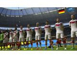 Bild: In der Demo-Version leider nicht anspielbar: die deutsche Nationalmannschaft.