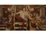 Bild: Auch etwas gruselig: Michael Jacksons Hologramm
