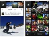 Bild: Facebook Camera -  eingestellte Bildbearbeitungs-App des Sozialen Netzwerks.
