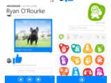 Bild: Der Facebook Messenger ist nun auch auf Windows Phone 8-Geräten nutzbar.
