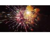 Bild: Feuerwerk einmal aus einer anderen Perspektive. Ein Drohnenflug entwickelt sich zum Youtube-Hit.