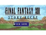 Bild: Final Fantasy XIII und XIII-2 in 16-bit-Grafik. Retro-Träume werden wahr.