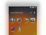 Bild: Der Firefox Launcher für Android entspricht im Wesentlichen dem aktuellen Launcher von Everything Me.