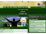 Bild: Fussball-Manager mit Live-Daten: das Browserspiel Comunio.