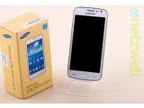 Bild: Das Galaxy Core LTE stellt sich dem netzwelt-Test.