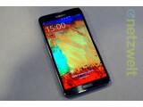 Bild: Das Galaxy Note 3 bekommt womöglich einen Nachfolger mit Fingerabdruck-Scanner.