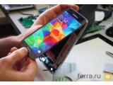 Bild: Das Galaxy S5 ist offenbar schwerer zu reparieren als die Vorgänger.