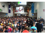 Bild: Auf der gamescom in Köln gibt es nicht nur Spiele zu sehen.