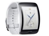 Bild: Die Gear S ist die erste Samsung-Smartwatch mit integriertem 3G-Modul.