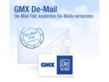Bild: Gmx und Web.de bieten die De-Mail nun kostenlos an.