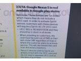 Bild: Google bietet das Nexus 5 laut internen Dokumenten des US-Mobilfunkunternehmens Sprint ab dem 4. Februar auch in Rot an.