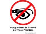 Bild: Google Glass verboten: Einige Bars in den USA verwehren Besitzern der Datenbrille den Zutritt.