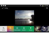 Bild: Die Google Plus-App für Android-Smartphones und -Tablets wurde überarbeitet. Nun bietet die App weitreichende Bearbeitungsfunktionen aus Googles Bildbearbeitung-App Snapseed.