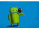 Bild: Android L steht vermutlich für Android 5.0 Lollipop. Die neue Version soll ab Herbst verfügbar sein.