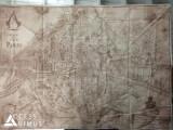 Bild: Große Karte für Assassin's Creed Unity, aber wahrscheinlich kommen noch mehr Außengebiete dazu.