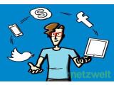 Bild: Ein Großteil der Gesellschaft beschäftigt sich normalerweise mit unzähligen Apps und Web-Seiten. Bei einem Netzausfall ist Kreativität gefragt, um der langen Weile zu entgehen.