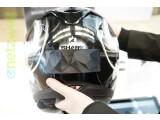 Bild: Headway nutzt den gesamten Helm als Resonanzkörper. Eine Verkabelung wird damit überflüssig.