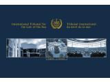 Bild: Die Homepage des Internationalen Seegerichtshofs, der seinen Sitz in Hamburg hat.