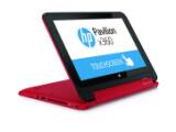 Bild: Das HP Pavilion x360 ist ein Convertible mit Windows 8.1.