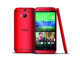 Bild: Das HTC One (M8) gibt es ab August auch in Rot zu kaufen.