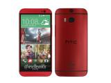 Bild: Das HTC One (M8) wird in den USA offenbar in Kürze auch in Rot erhältlich sein.