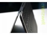 """Bild: Inspirationsquelle Lenovo? Auch das Dell XPS macht dank spezieller Scharniere auf Wunsch das """"Zelt""""."""