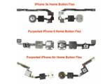 Bild: iPhone 6: Mögliche Flexkabel im Verglich zu denen des iPhone 5s.