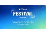 Bild: Das iTunes Festival startet am 1. September 2014.