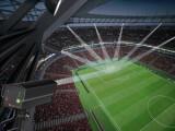 Bild: Das System von GoalControl verfügt über 14 Hochgeschwindigkeitskameras im Stadion