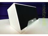 Bild: Kabelloses Musiksystem, das die Stereoanlage ersetzen kann: Raumfeld One .
