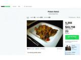 Bild: Kickstarter-Kampagne: Viel Geld für einen Kartoffelsalat.