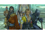 Bild: Die komplette Gruppe aus Final Fantasy X.