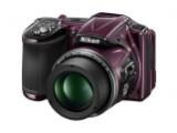 Bild: Die L830 bietet eine Auflösung von 16 Megapixeln und ein 34-fach-Zoomobjektiv.