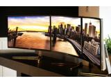 Bild: LG stellt auf der IFA ein iPS-Display im 21:9-Format und Bildschirmkrümmung vor.