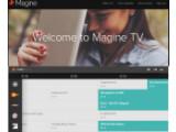Bild: Magine startet in Deutschland. Der schwedische Streamingdienst bringt viele deutsche Sender in die Cloud und von dort auf die Endgeräte der Nutzer - Internet vorausgesetzt.