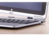 Bild: Magnetophil: Das An- und Abstecken der Tastatur macht dank kräftiger Magnete Laune.