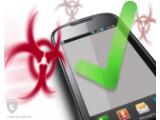 Bild: Die Malware ist beim Star-Smartphone von Anfang an komplett dabei.