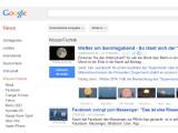 Bild: Mehrere Stunden lang indizierte Google am Montag, 11. August, keine neuen Seiten.