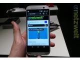 Bild: Neu und doch vertraut: das HTC One (M8) wurde in London offiziell enthüllt.