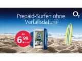 Bild: Neue Prepaid-Tarife von O2: Datenvolumen verfällt nicht.
