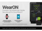 Bild: Mit der neuen Bitdefender Mobile Security & Antivirus-App erhalten Sie Unterstützung für Ihre Smartwatch.