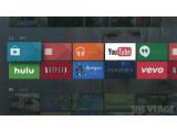 Bild: Neues Design: An Google TV erinnert die UI von Android TV nicht mehr.