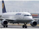 Bild: Neues Entertainment-System: Zunächst sollen Airbus A320 der Lufthansa mit Board Connect versorgt werden.
