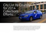 Bild: Nokia führt ab Juni Straßenaufnahmen für den Kartendienst Here durch.