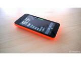 Bild: Nokia Lumia 530: Tasten wie der Home Button liegen bei diesem Gerät auf dem Display.